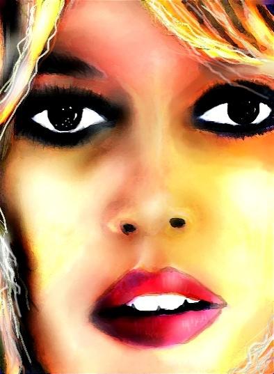 Brigitte Bardot by brainfree